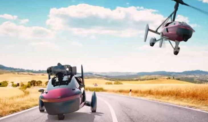 ब्रिटेन में उड़ने वाली कार की प्री-बकिुंग हुई शुरू, बदल सकती है हेलिकॉप्टर में