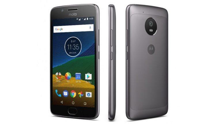 मोटो जी5 स्मार्टफोन 4 अप्रैल को होगा भारत में लॉन्च