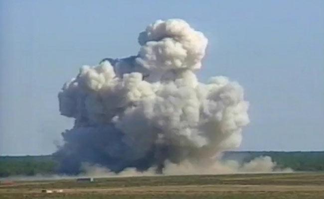 US ने ISIS ठिकाने पर गिराया सबसे बड़ा बम-36 आतंकी मरे, 1 भारतीय की मौत पर सस्पेंस?