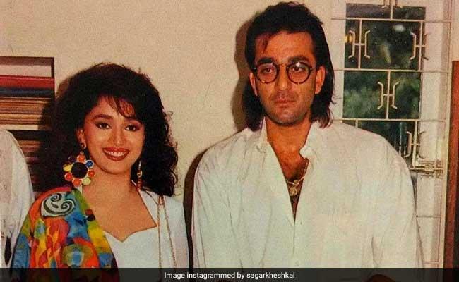 संजय दत्त पर अपने अफेयर की अफवाहों पर पहली बार माधुरी दीक्षित ने दिया यह बयान