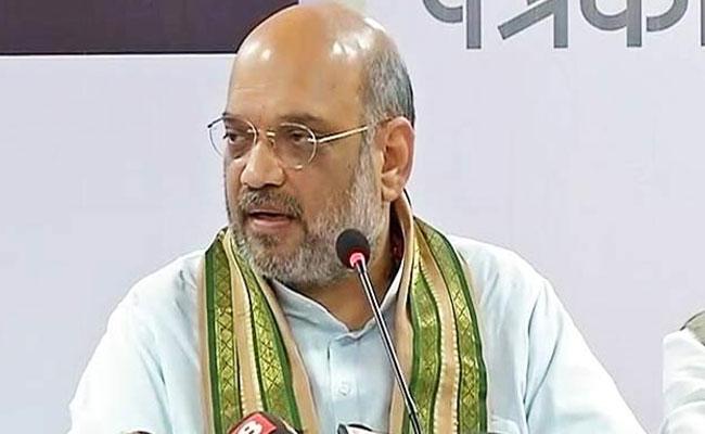 राष्ट्रपति चुनाव : अमित शाह ने दिए संकेत, अब विपक्षी दलों के पास नाम सुझाने का कोई मौका नहीं