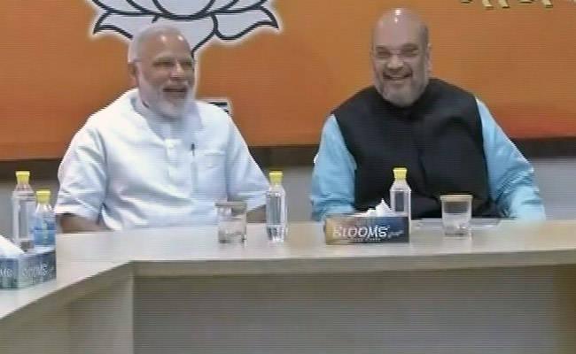 राष्ट्रपति चुनाव 2017: बीजेपी नेताओं से पीएम नरेंद्र मोदी की बैठक, प्रत्याशी की घोषणा शाम को संभव