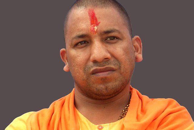 हरनामपुर गांव पहुचें CM योगी