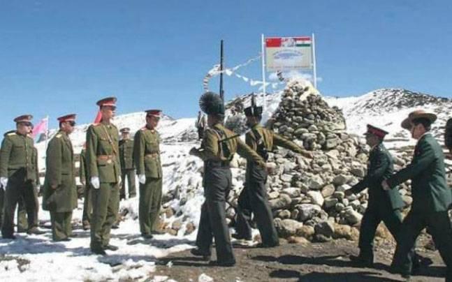 चीन ने दी भारत को धमकी