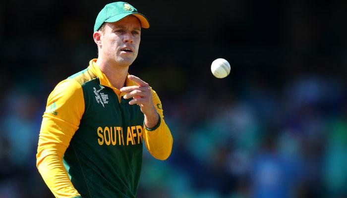 एबी डिविलियर्स ने छोड़ी साउथ अफ्रीका वनडे टीम की  कप्तानी