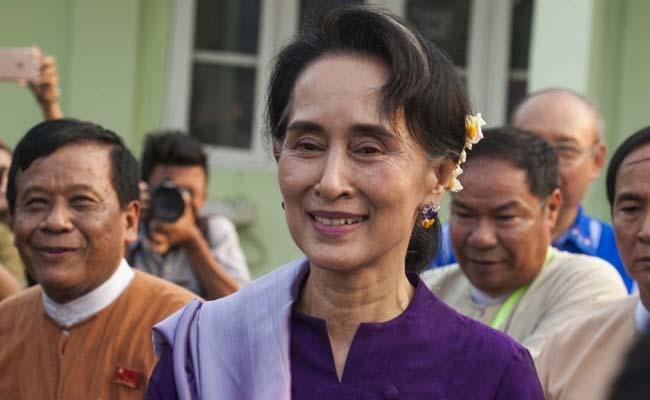 नोबेल संस्थान ने कहा- म्यांमार की नेत्री आंग सांग सू ची से पुरस्कार वापस नहीं लिया जा सकता