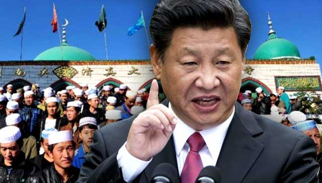 चीन के शिनज़ियांग प्रांत में मुसलमानों को कुरान समेत सभी धार्मिक सामानों जमा कराने का आदेश