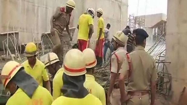 ओडिशा में निर्माणाधीन पुल ढहा, 2 लोगों की मौत, मलबे में दबे 5 लोग