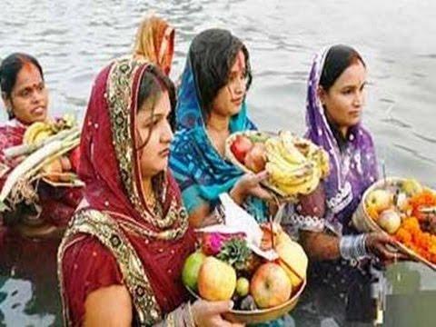 छठ पूजा त्यौहार; फलों और सब्जियों से बाजार गुलजार