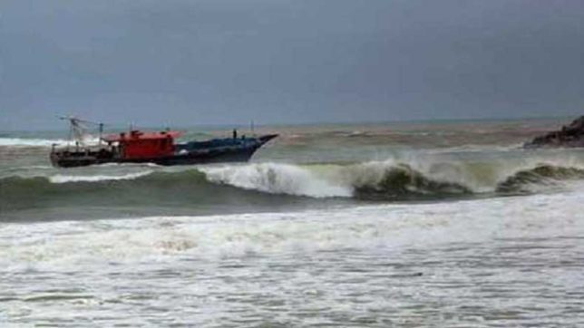 ओखी तूफान: मुंबई सहित कोकण में अलर्ट जारी