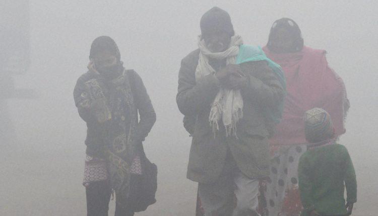 बिहार में शीतलहर का कहर, तापमान 4.7 डिग्री तक गिरा