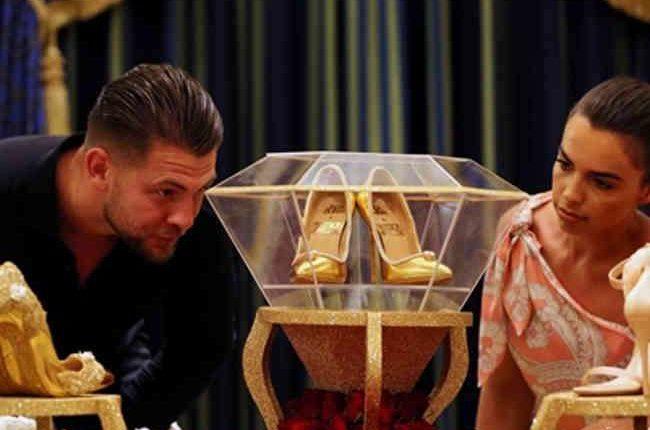 क्या आपने 1.23 अरब रुपये के जूते देखे है  ?