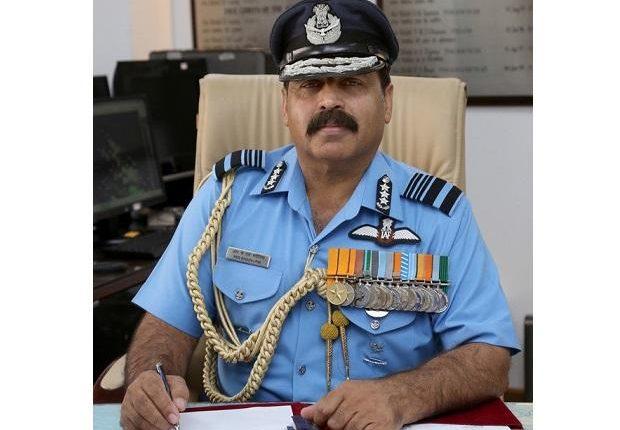वायुसेना प्रमुख ने लद्दाख मामले पर कहा- बहादुरों का बलिदान नहीं जाएगा व्यर्थ।