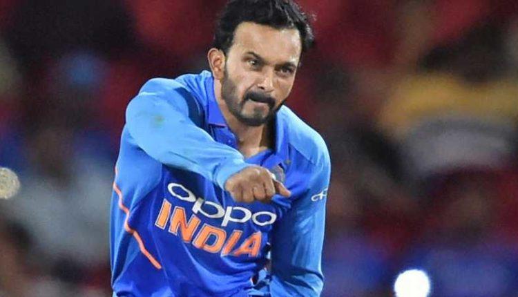 टीम इंडिया के लिए बुरी खबर, केदार जाधव चोटिल