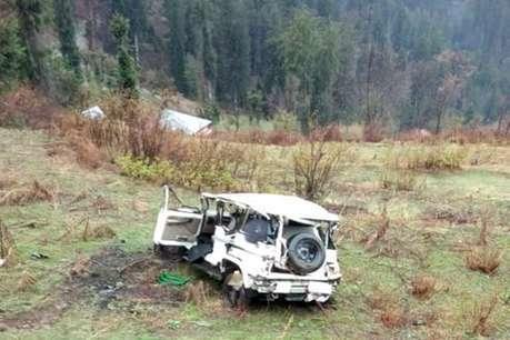 कुल्लू : सड़क हादसे में दो महिलाओं की मौत, 4 घायल