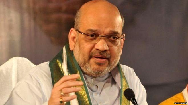 जम्मू-कश्मीर को समय आने पर मिलेगा राज्य का दर्जा: शाह