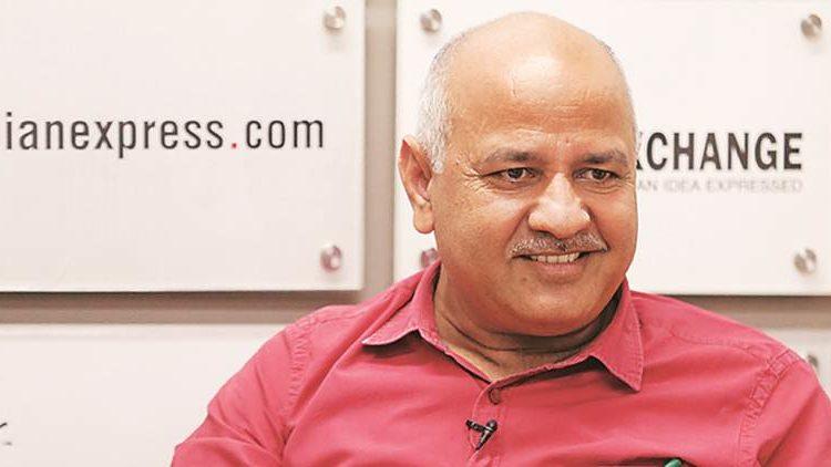 मनीष सिसोदिया के ओएसडी गोपाल कृष्ण को 2 लाख़ की रिश्वत लेते CBI ने किया गिरफ्तार