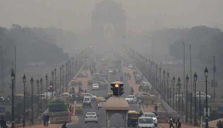राजधानी समेत पूरे एनसीआर में आज कोहरे का क़हर।