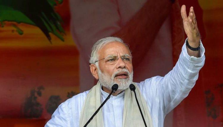 PM मोदी ने साधा कार्यकर्ताओं से संवाद कहा – हम सुख बांटने वालें हैं, वो समाज बांटने वाले हैं