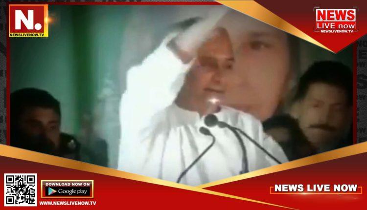 ओडिशा: CM पटनायक पर फेंका गया जूता