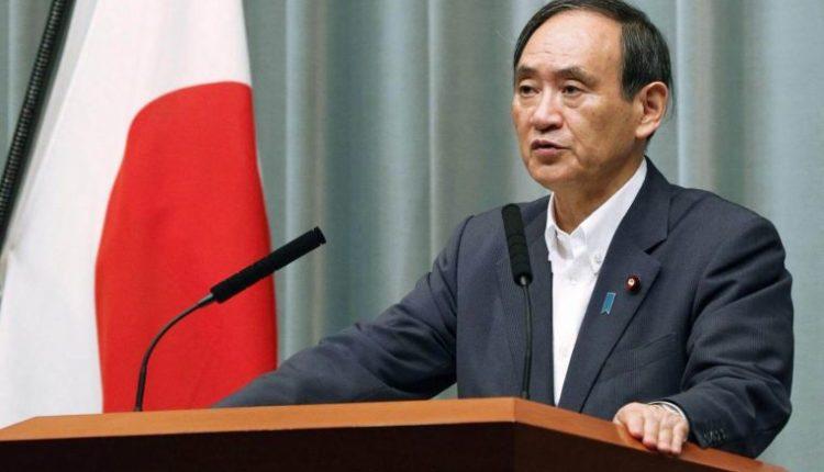 योशिहिडे सुगा जापान के नए प्रधानमंत्री हुए नियुक्त, पीएम मोदी ने दी बधाई ।