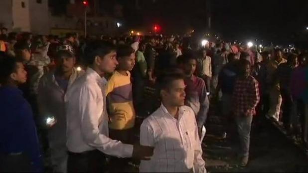 पंजाब : अमृतसर में रावण दहन के दौरान लोगों पर चढ़ गई ट्रेन, 50 से ज्यादा की मौत