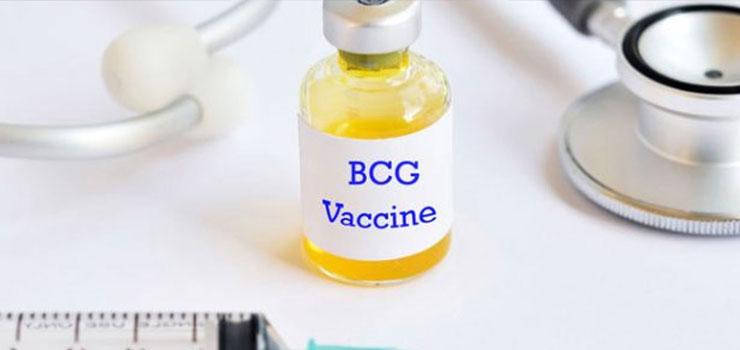 भारत समेत अनिवार्य बीसीजी टीका पालिसी वाले देशों में कोरोना वायरस का खतरा कम।