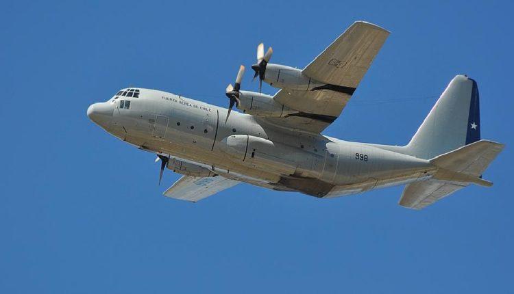 चिली का सैन्य विमान हुआ लापता, 38 लोग थे सवार।