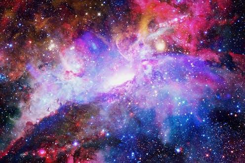 वैज्ञानिकों ने खोजा अब तक का सबसे बड़ा आकाशगंगाओं का समूह