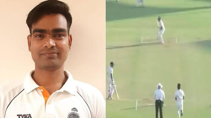 रणजी ट्रॉफी: क्रिकेट इतिहास का अनोखा रिकॉर्ड, डेब्यू मैच में रवि यादव ने पहले ही ओवर में ली हैट्रिक
