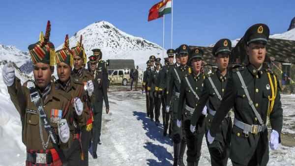 भारत-चीन के मध्य सातवें दौर की वार्ता आज ,पूरी दुनिया की नज़र ।