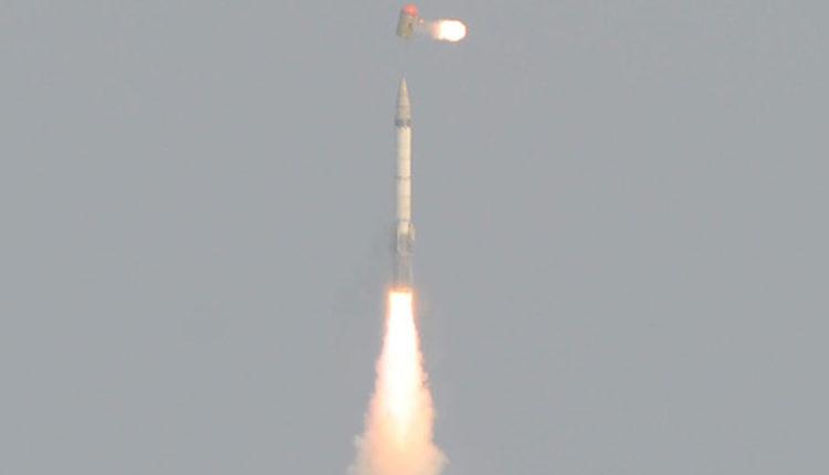 दूसरी अंडरवॉटर न्यूक्लियर मिसाइल K-4 का परीक्षण 8 नवंबर को करेगा DRDO