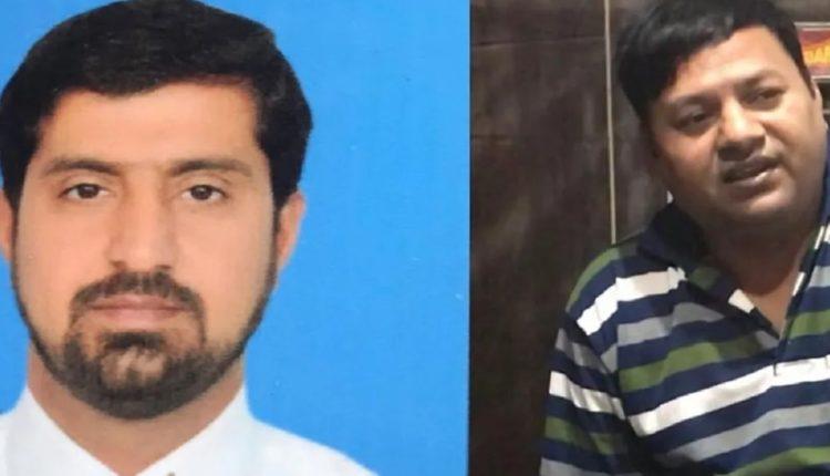 पाकिस्तान हाई कमिशन के दो अधिकारियों को भारत के ख़िलाफ़ जासूसी करते पकड़ा गया।
