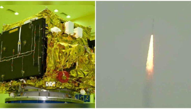 भारत का सबसे ताकतवर इमेजिंग सैटेलाइट लॉन्च, 30 विदेशी उपग्रह भी हुए लॉन्च