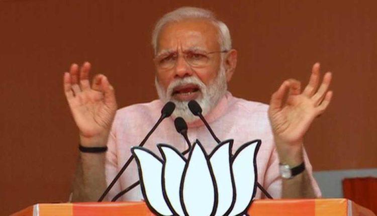 प्रधानमंत्री मोदी  ने कहा – भारत की दुनिया में तेजी से तरक्की के कारण विपक्ष मुझसे नाराज