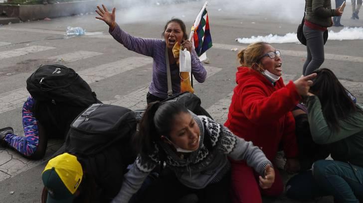 बोलीविया में हो रहे प्रदर्शनों में अब तक हो चुकी 23 लोगों की मौत, संयुक्त राष्ट्र ने चिंता जताई।