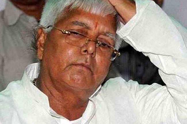 बिहार: लालू का जेल से भाजपा विधायक ललन पासवान को फ़ोन,ऑडियो वायरल