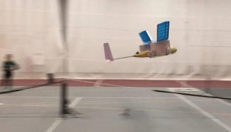 MIT के इंजीनियरों ने बनाया बिना ईंधन के उड़ने वाला दुनिया का पहला विमान !