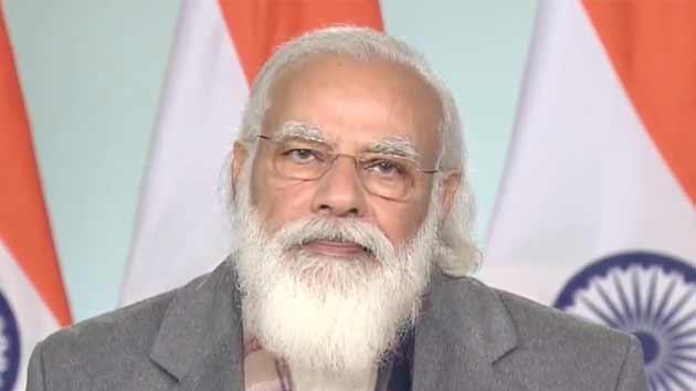 WEF पर बोले PM मोदी- भारत जल्द कोविड-19 के कई और टीके बनाएगा