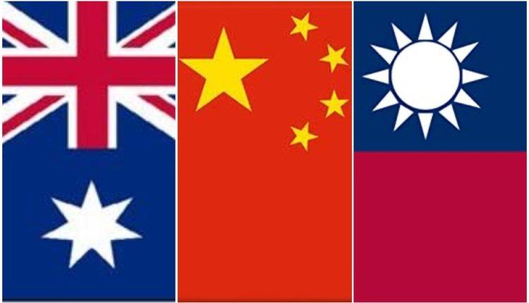 ताइवान पर चीन के हमला करने की संभावना के तहत ऑस्ट्रेलिया ने शुरू की युद्ध की तैयारी ।