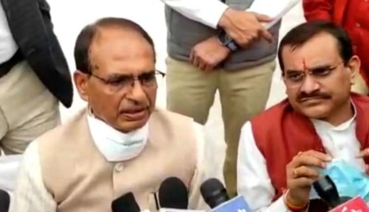 MP में पत्थरबाजों पर नकेल कसने को बन सकता है कानून, CM शिवराज चौहान ने दिए संकेत