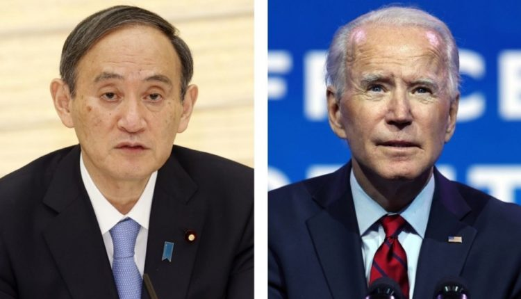 ताइवान को लेकर 52 साल बाद बाइडन-सुगा ने की वार्ता, भड़का चीन ।