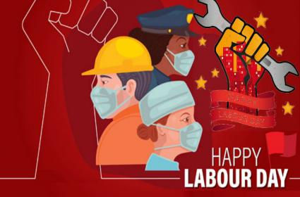 आज 1 मई को विश्व भर में मनाया जा रहा है अन्तराष्ट्रीय श्रमिक दिवस