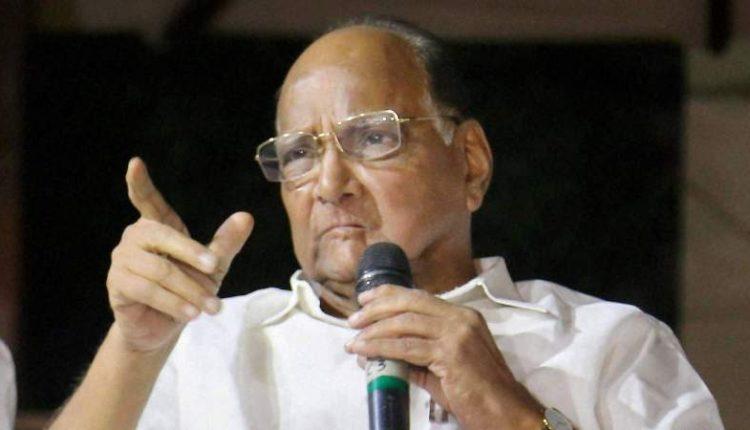 NCP चीफ शरद पवार ने कहा- गृहमंत्री अनिल देशमुख पर लगे गंभीर आरोपों का कोई प्रमाण नहीं