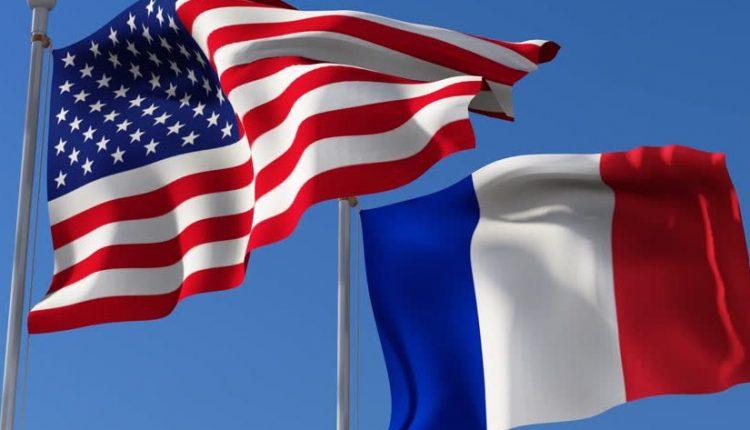 फ्रांस और अमेरिका के बीच बातचीत के बाद तनाव कम होने की संभावना ।