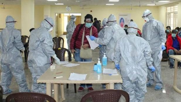 ग्रेटर नोएडा: निजी कंपनी के कर्मचारी में कोरोना वायरस का पॉजिटिव केस, निगरानी में 700 से ज्यादा कर्मचारी