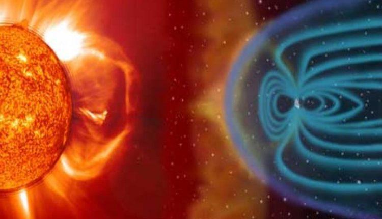 सौर तूफान आज टकराएगा पृथ्वी के वायुमंडल से, मोबाइल सहित विभिन्न इलेक्ट्रॉनिक सिग्नल्स पर पड़ेगा प्रभाव ।
