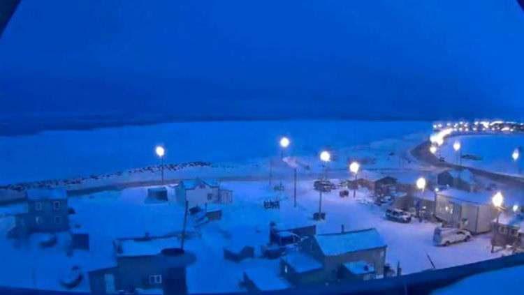अलास्का के इस शहर में 2 महीने तक नहीं निकलेगा सूर्य, माइनस 20 डिग्री तक चला जाता है तापमान