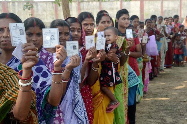 लोकसभा चुनवा 2019 दूसरा चरण : बंगाल में 75.27% वोटिंग