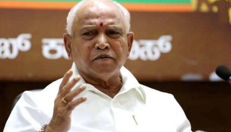 कर्नाटक सीएम येदियुरप्पा ने प्रवासी मजदूरों से राज्य में ही रहने की अपील की।